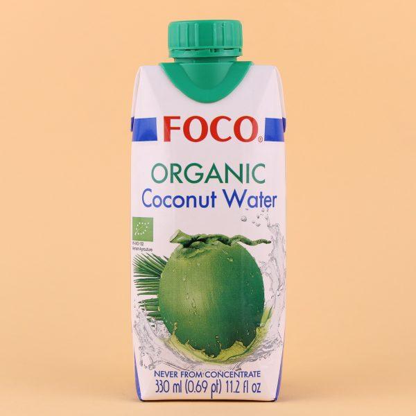 Кокосовая вода без добавок