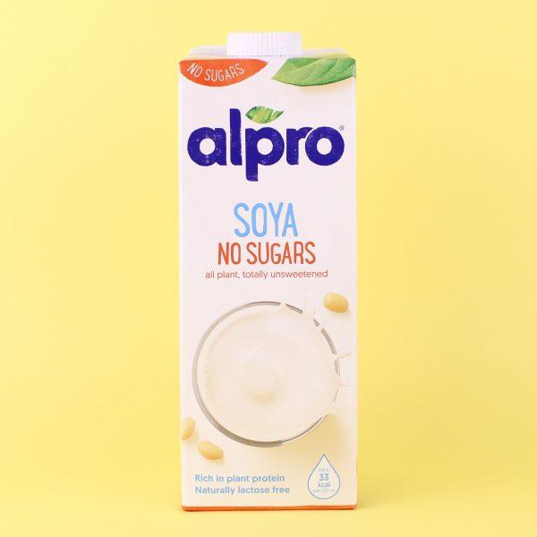 Молоко соевое Без сахара
