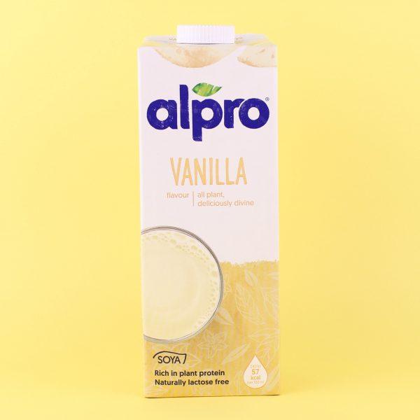 Молоко соевое Ванильное