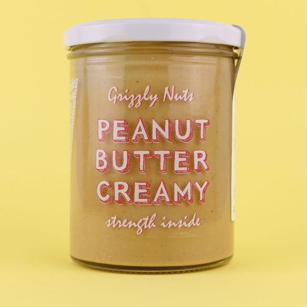 Паста арахисовая Creamy (кремовая)