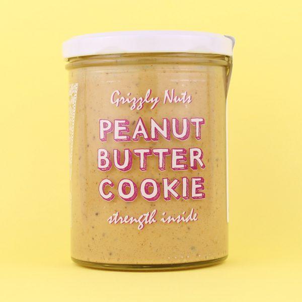 Паста арахисовая Cookie (с финиками)