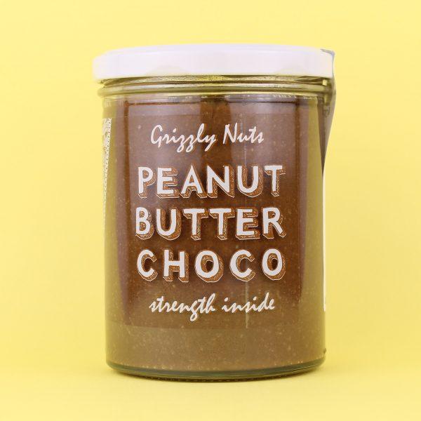 Паста арахисовая Choco (шоколадная)