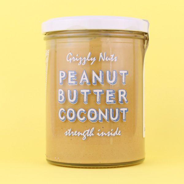 Паста арахисовая Coconut (с кокосом)