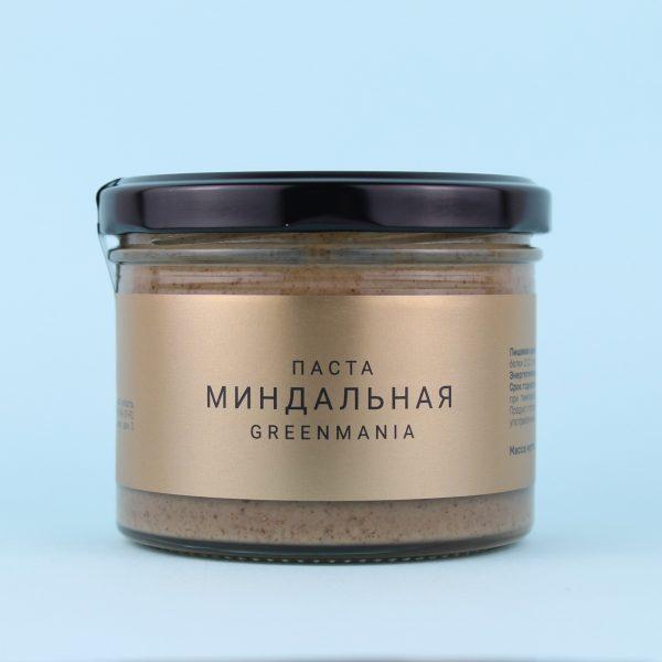 Паста Миндальная