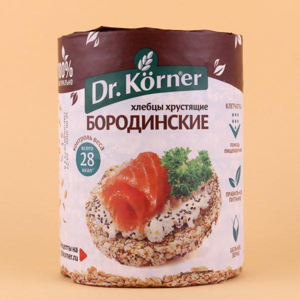 Хлебцы Бородинские