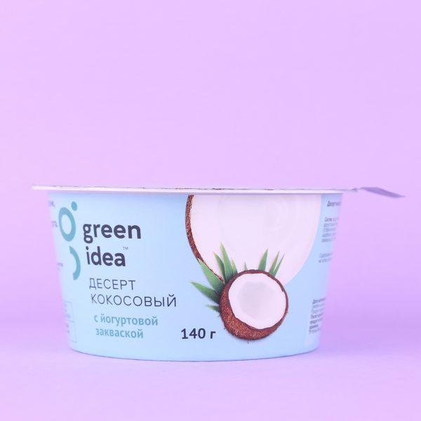 Йогурт кокосовый