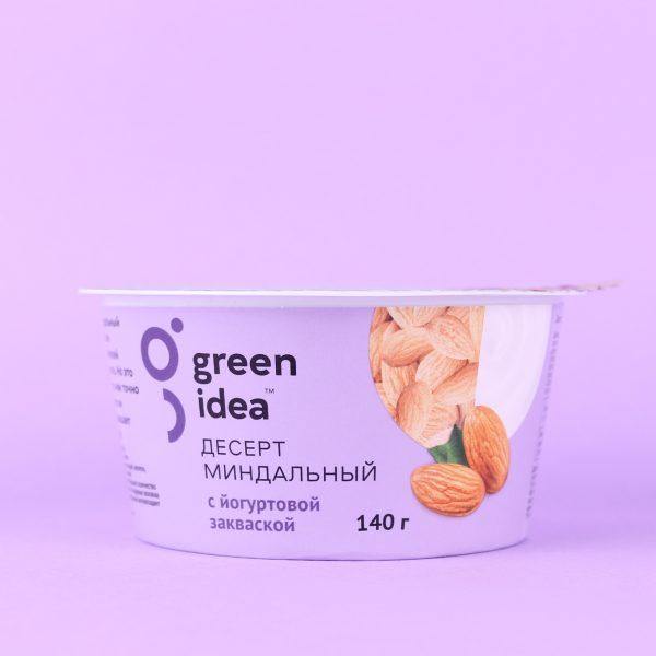 Йогурт миндальный