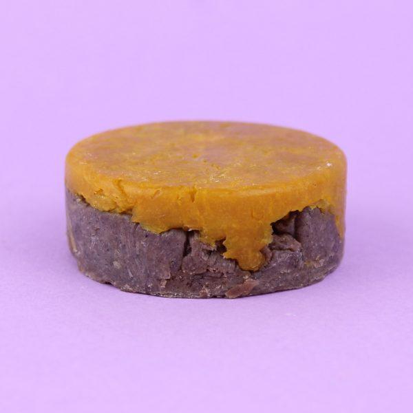 Мыло для тела Тыквенно-шоколадное (без упаковки)