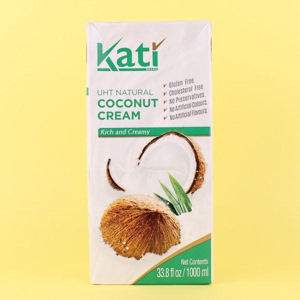 Сливки кокосовые