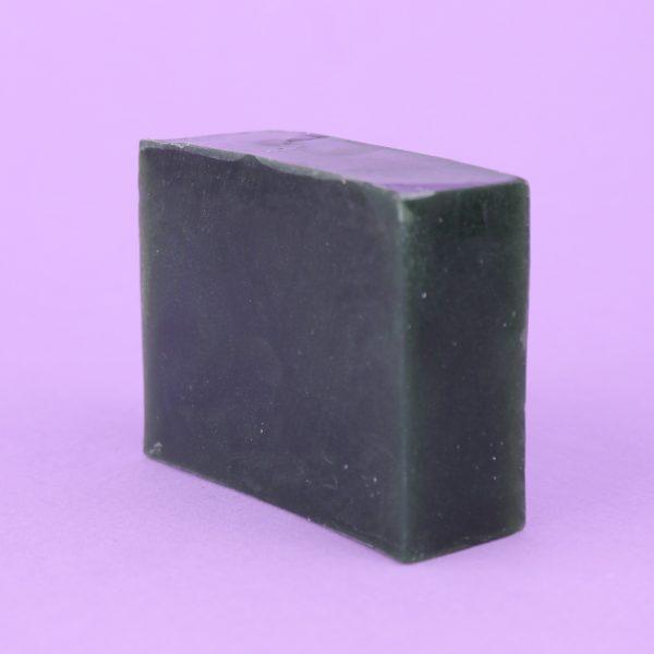 Мыло зелёное с хлорофиллом и лаймом (без упаковки)