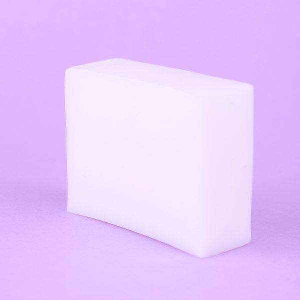 Мыло белое без запаха и красителей (без упаковки)