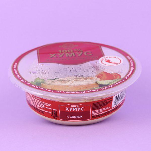 Хумус Острый с аджикой