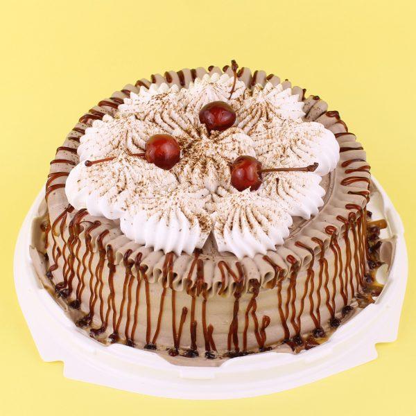 Торт Вишнёвый (целые вишенки)