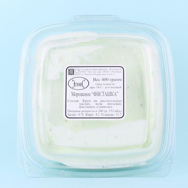 Мороженое ведро Фисташки