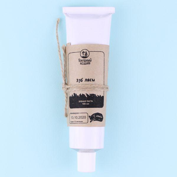 Зубная паста в тюбике Зуб (для чувствительных)
