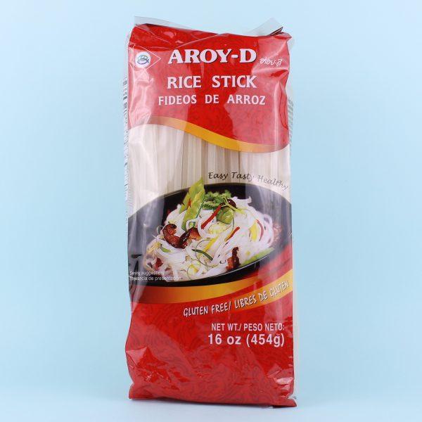 Лапша рисовая широкая
