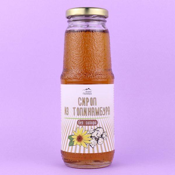 Сироп топинамбура без добавок
