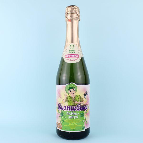 Шампанское лайм-мята