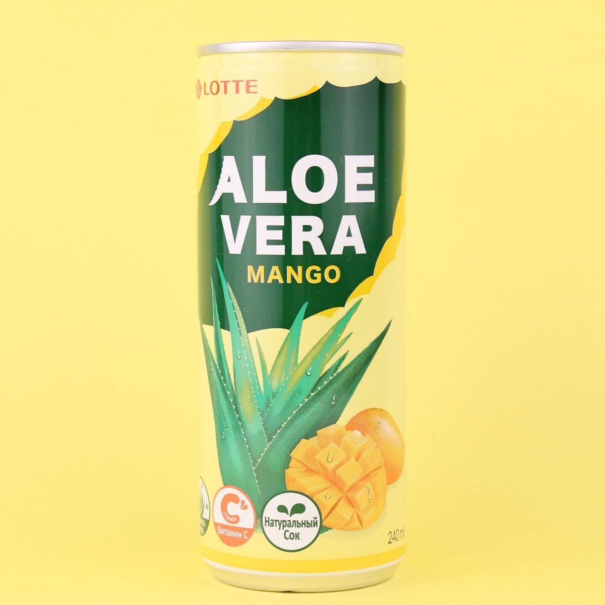 Напиток Алоэ Манго